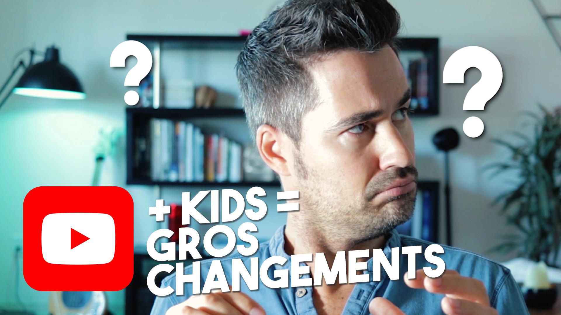 YouTube Kids – Les nouvelles règles qui font peur aux créateurs de contenu