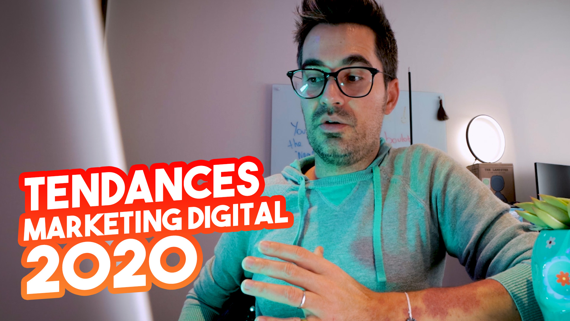 Boostez votre stratégie marketing digital en 2020 – Tendances Marketing Digital 2020