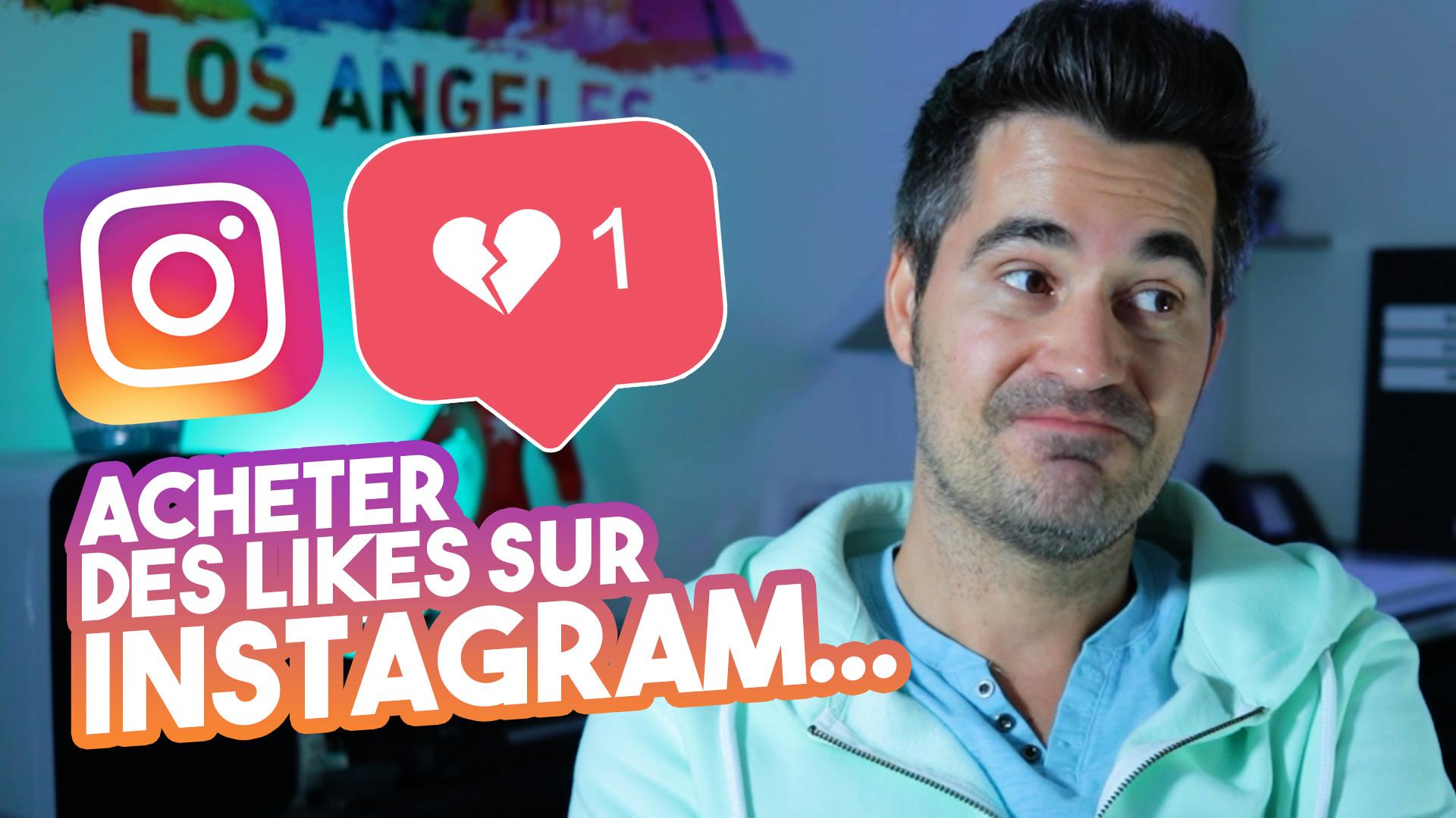 Achat de likes sur Instagram, le grand test – Acheter des likes : bon plan ou arnaque ?
