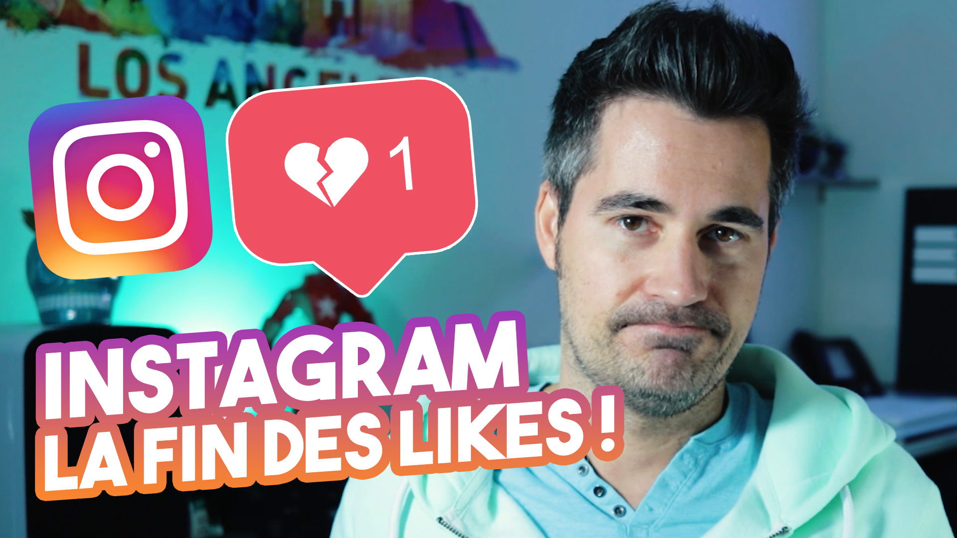 La fin des likes sur Instagram ! Mais pourquoi donc Instagram veut supprimer les likes ?