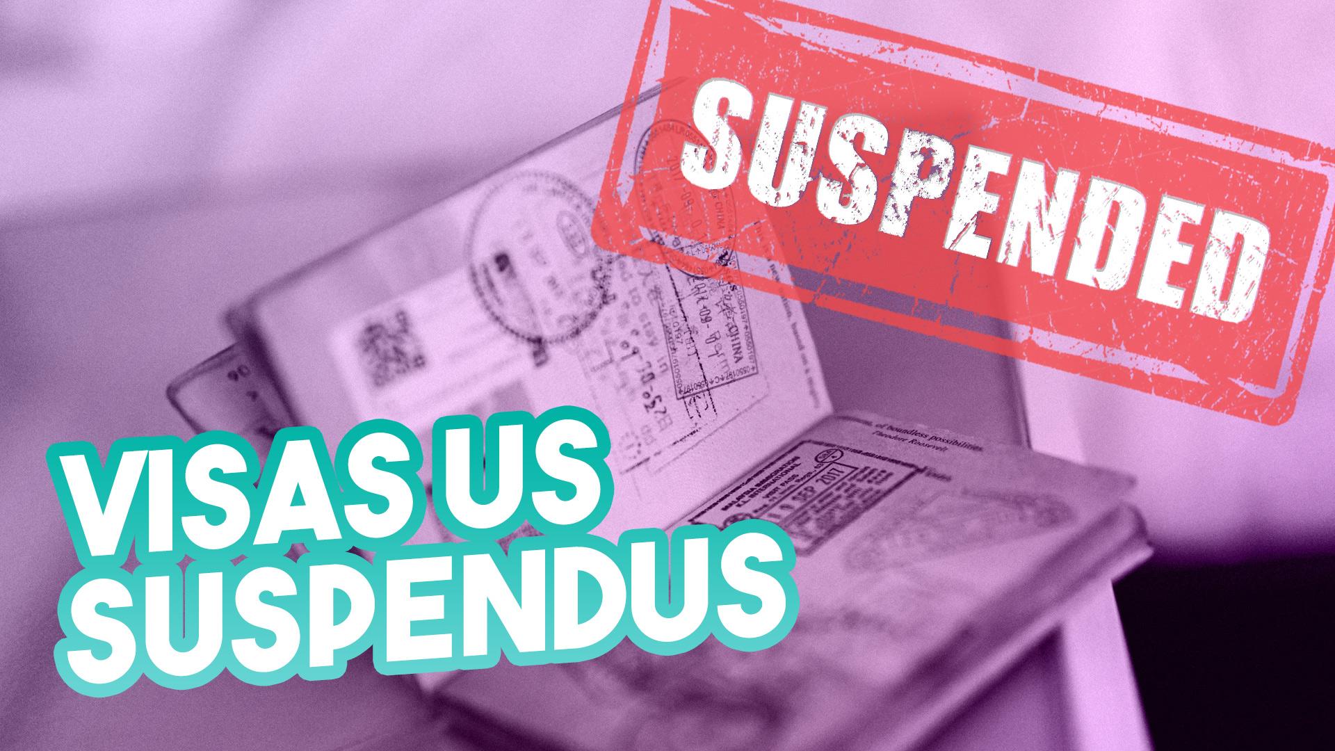 J-1, L-1, H-1B – Suspension des visas de travail USA jusqu'à fin 2020
