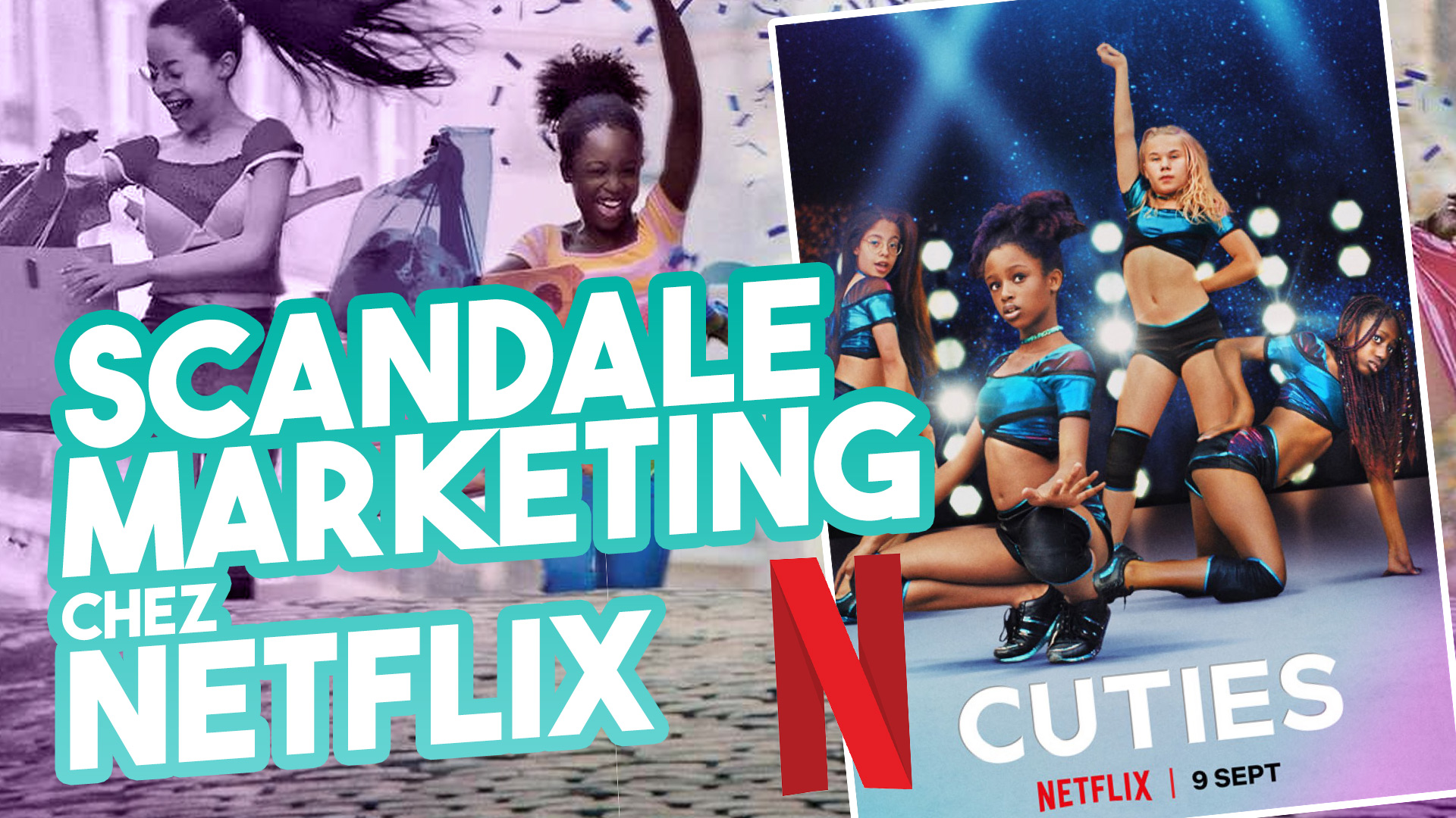 Netflix sabote le marketing du film Mignonnes / Cuties aux Etats-Unis