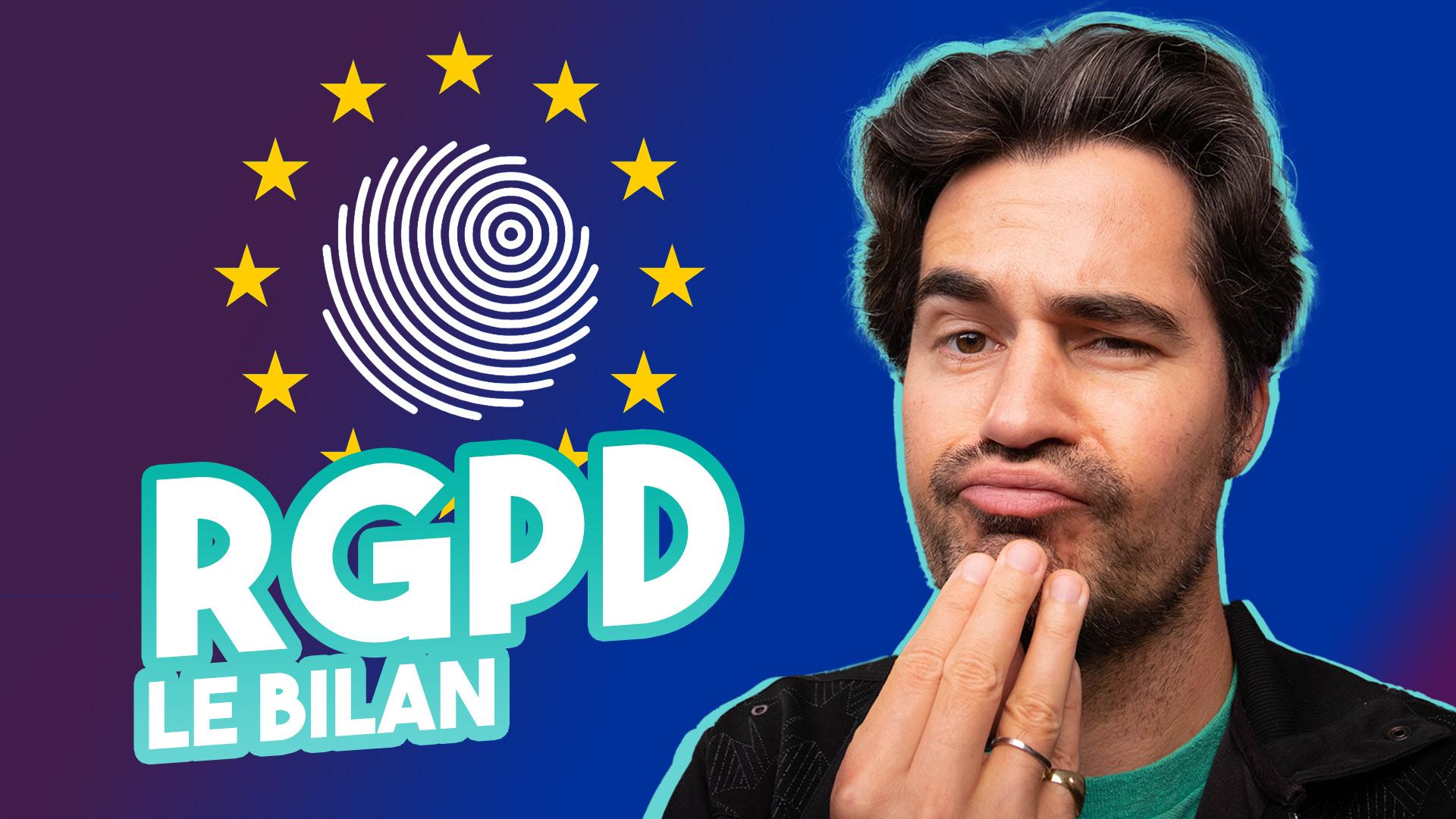 RGPD : succès ou fail ? Deux ans après, bilan vidéo du GDPR