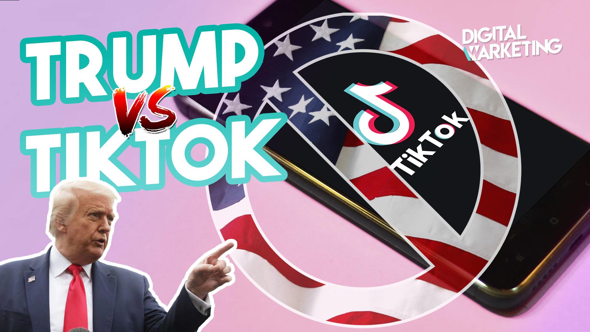 TikTok bientôt interdit aux Etats-Unis ?