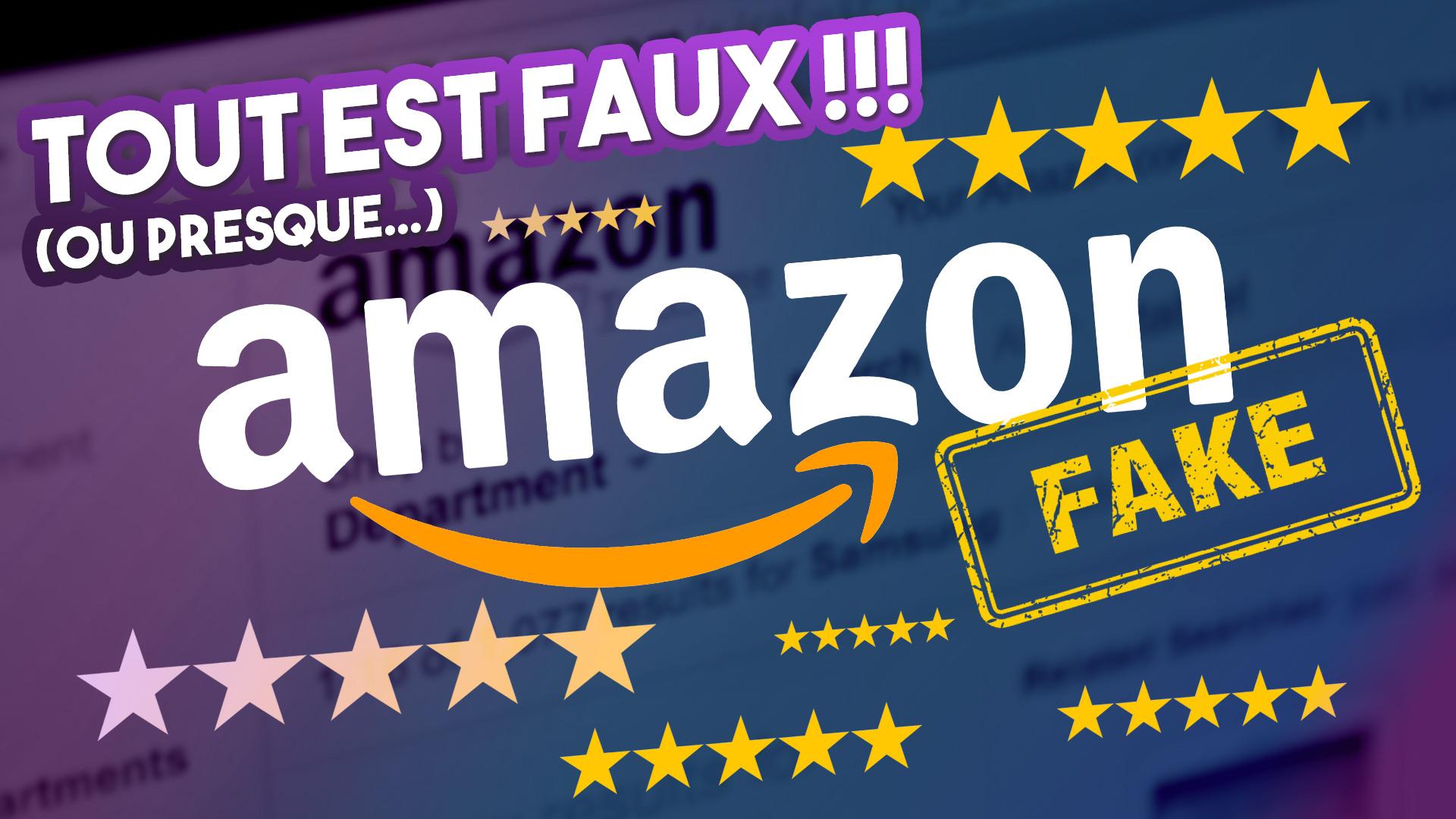 Faux avis et commentaires Amazon – Peut-on faire confiance à Amazon ? Comment repérer les faux avis.
