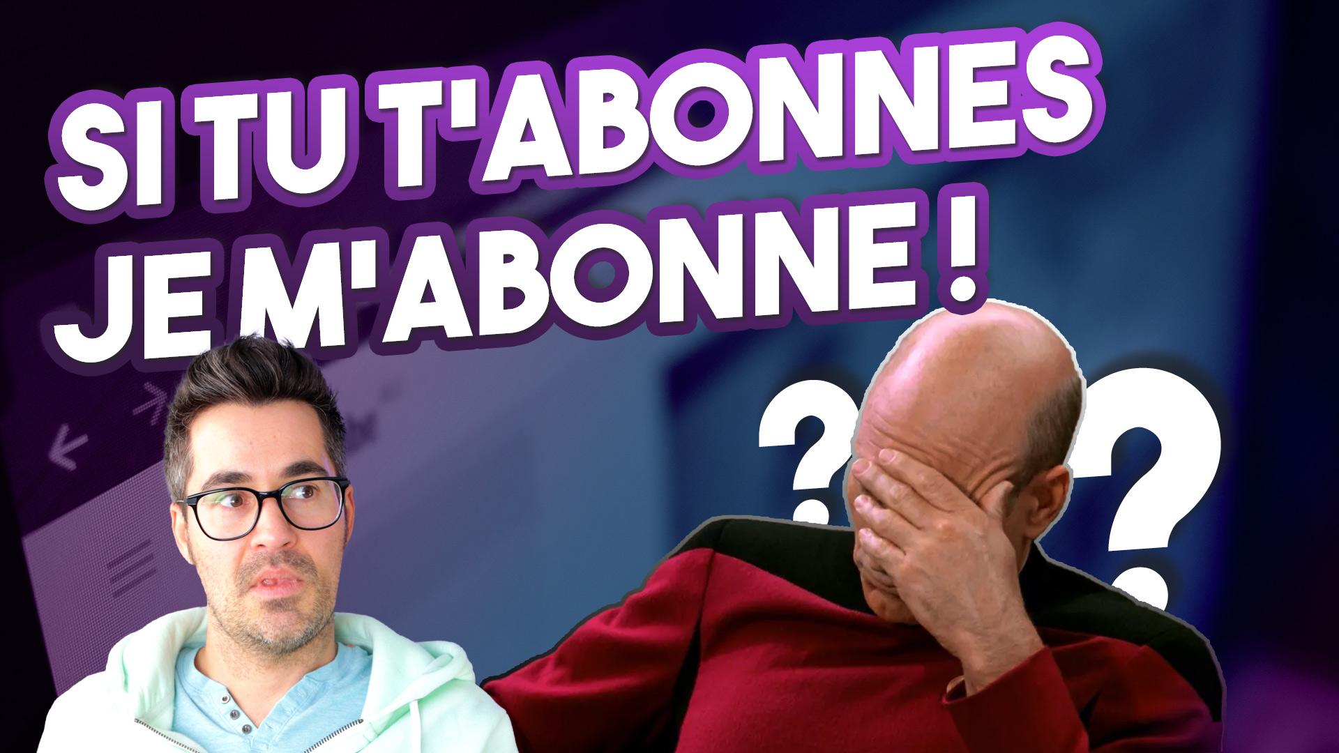 "NON au ""Sub4Sub"" – Promouvoir sa chaîne YouTube"