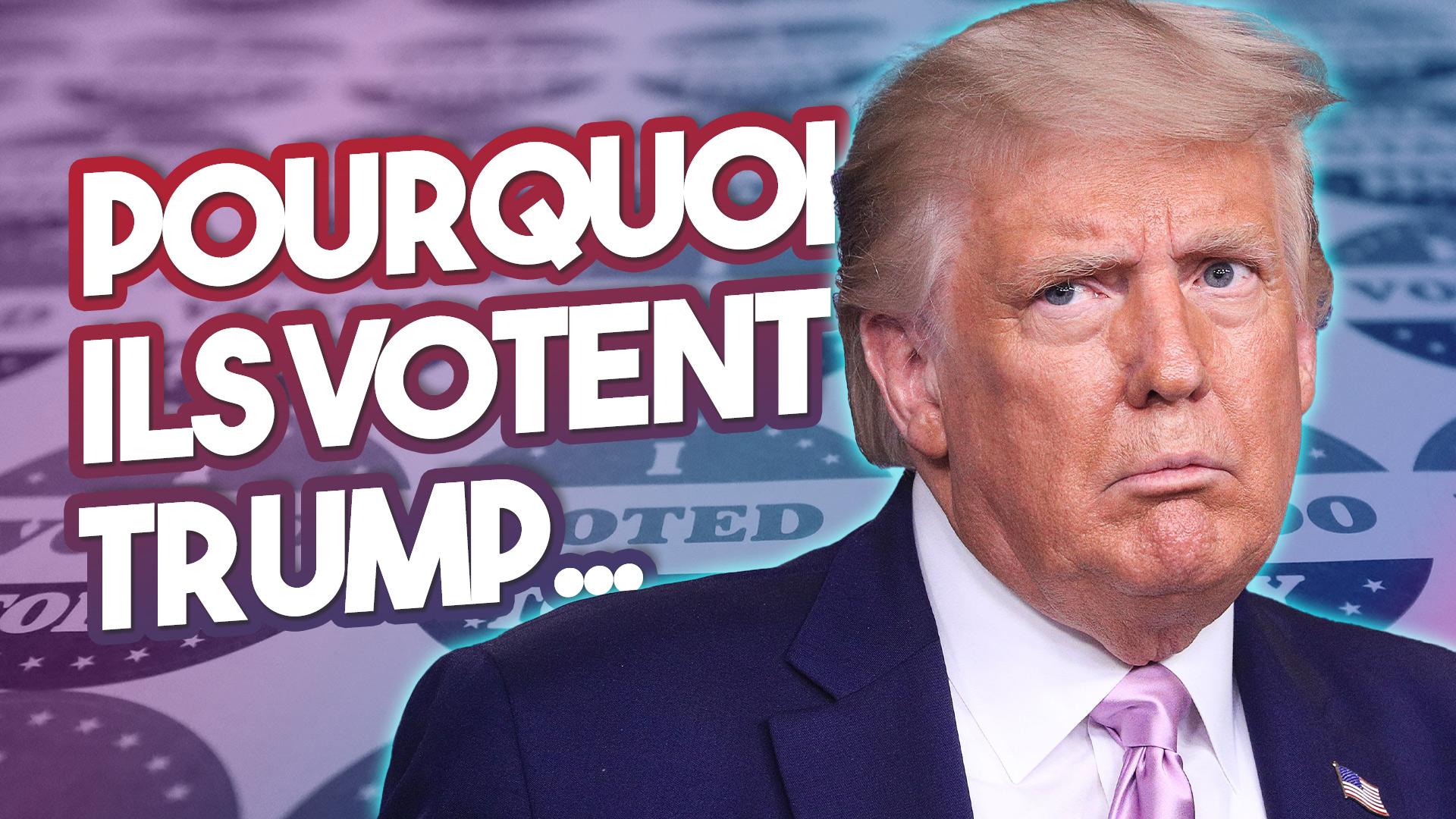 Pourquoi les Américains votent TRUMP ? // Comprendre l'Amérique de Donald Trump