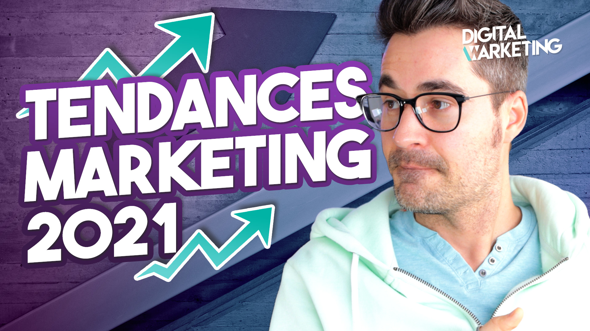 Tendances marketing digital 2021 – Boostez votre stratégie marketing numérique
