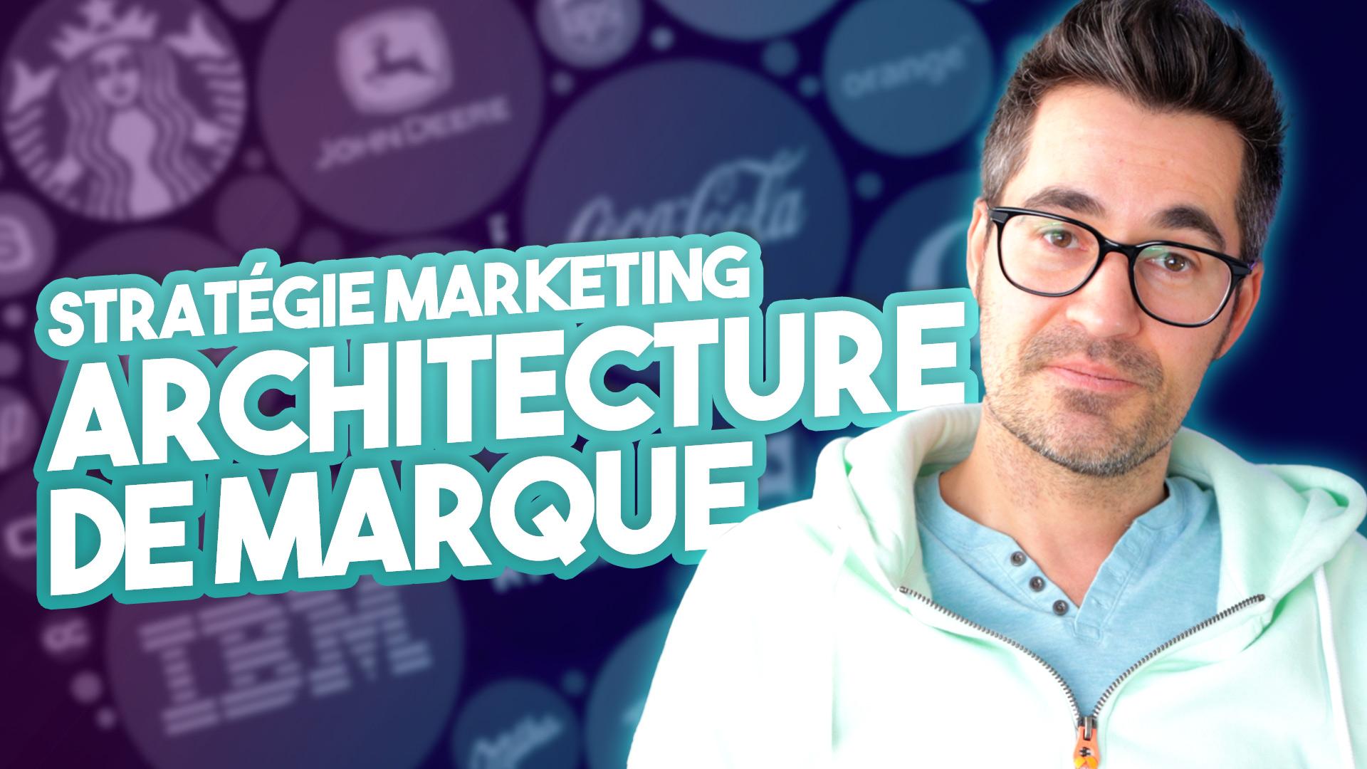 Stratégie de marque marketing : Architecture de marque (Branded House vs House of Brands)