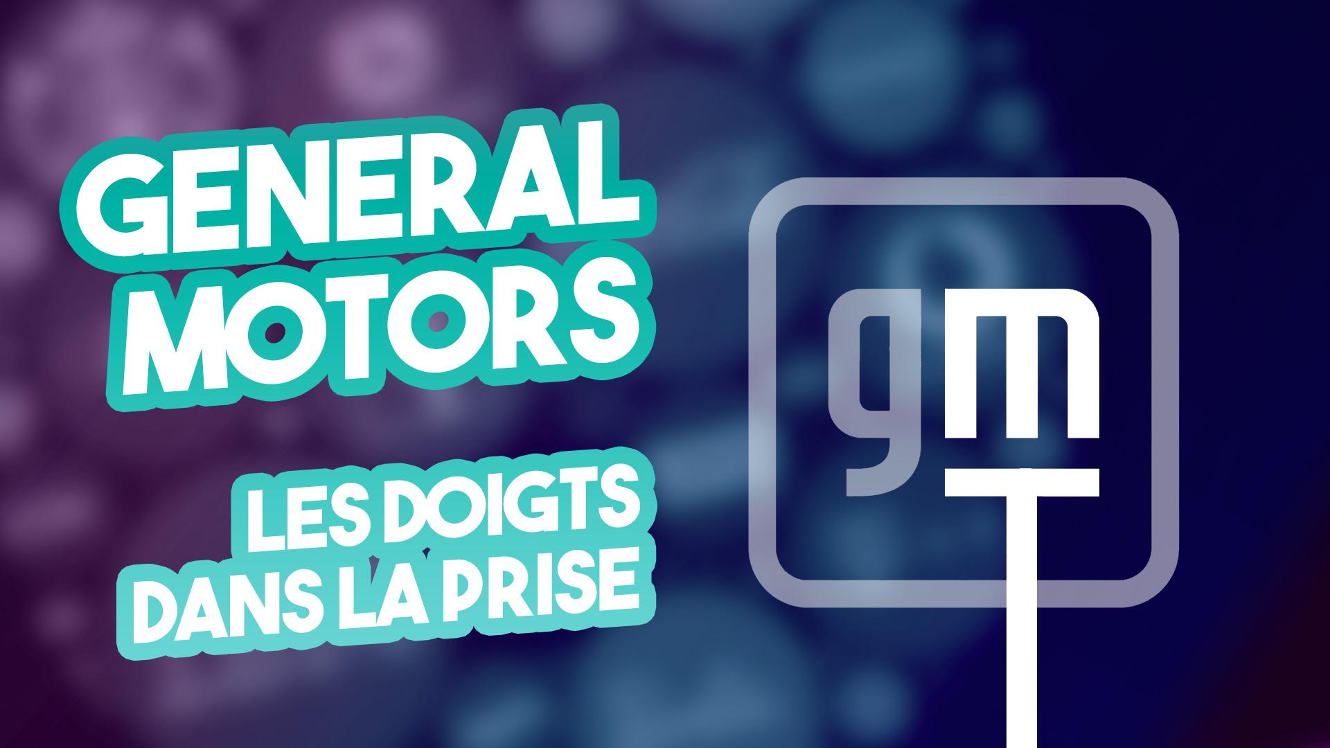 General Motors pivote vers le tout électrique avec un nouveau logo et identité de marque