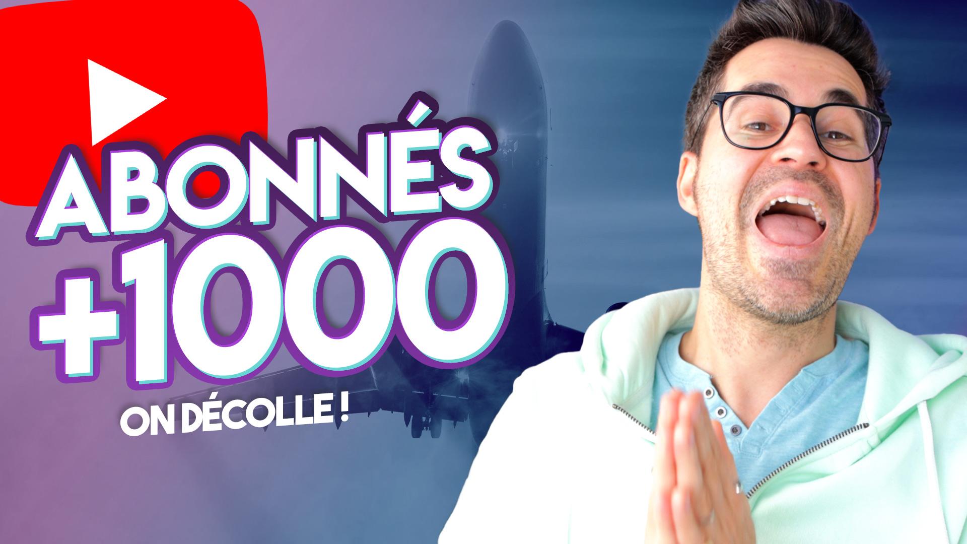 +1000 abonnés YouTube en 30 jours (avril 2021) – Argent YouTube